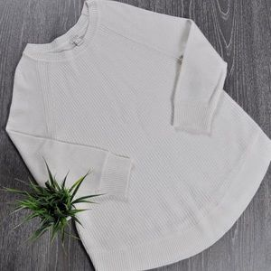 J. Crew Factory | Merino Blend Crew Neck Sweater